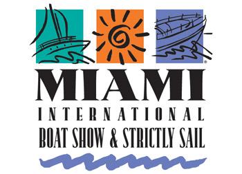 Miami International Boat show logo